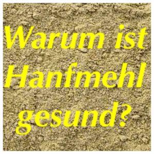 Hanfmehl